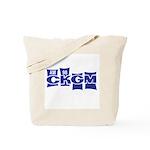 CKGM Montreal 1959 -  Tote Bag