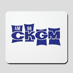 CKGM Montreal 1959 -  Mousepad