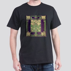 Arts and crafts bookbinding from Glascow S T-Shirt