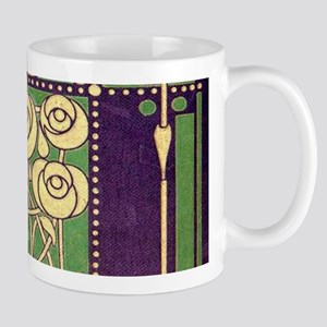 Arts and crafts bookbinding from Glascow Scho Mugs