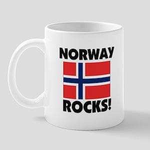 Norway Rocks Mug