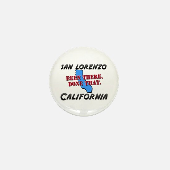 san lorenzo california - been there, done that Min