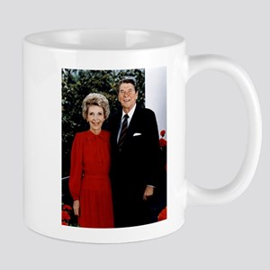 Ronnie and Nancy Mug