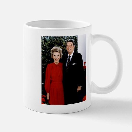 Ronnie and Nancy Mug