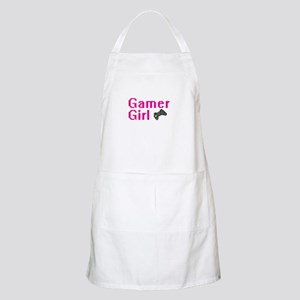 Gamer Girl BBQ Apron