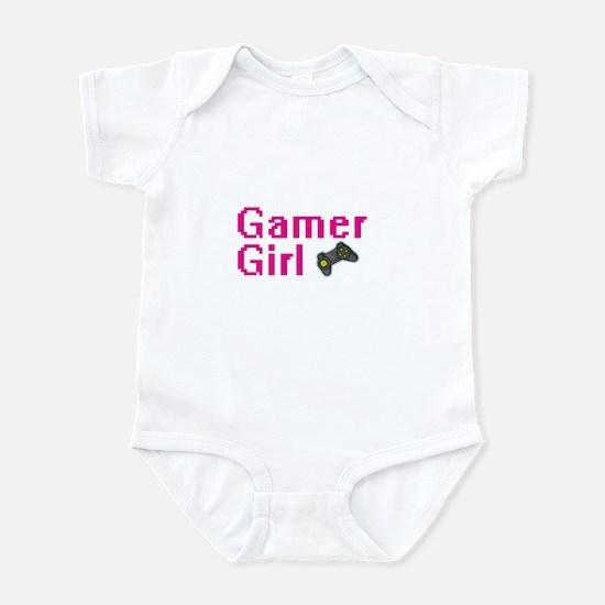 Gamer Girl Infant Bodysuit