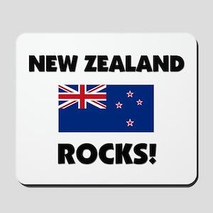 New Zealand Rocks Mousepad