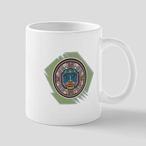 Indian Spirit Emblem Mug