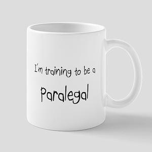 I'm training to be a Paralegal Mug