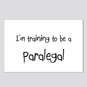 I'm training to be a Paralegal Postcards (Package