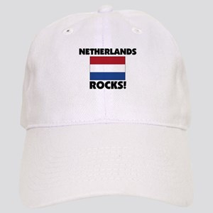 Netherlands Rocks Cap