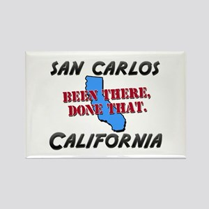 san carlos california - been there, done that Rect