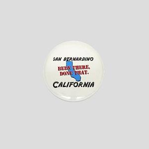 san bernardino california - been there, done that