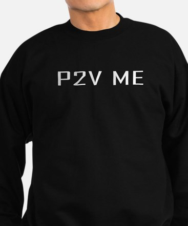 P2V ME Sweatshirt (dark)