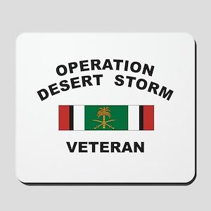 Kuwait Veteran 2 Mousepad