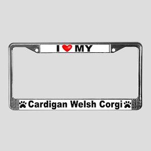Heart My Cardigan Corgi
