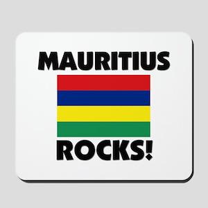 Mauritius Rocks Mousepad