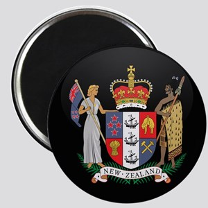 Coat of Arms of New Zealand Magnet