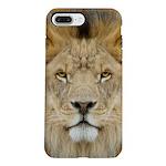 African Lion iPhone 7 Plus Tough Case