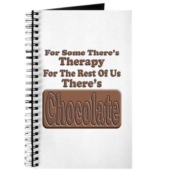 Chocolate Therapy Journal