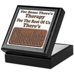Chocolate Therapy Keepsake Box