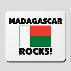 Madagascar Rocks Mousepad