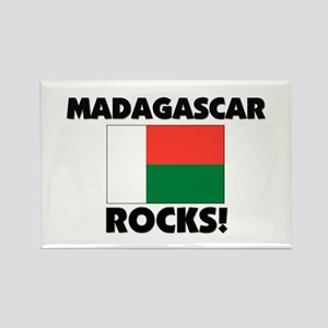 Madagascar Rocks Rectangle Magnet