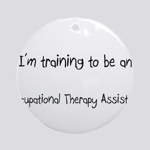I'm Training To Be An Occupational Therapy Assista