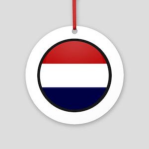 NETHERLANDS Ornament (Round)