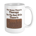 Chocolate Therapy Large Coffee Cup