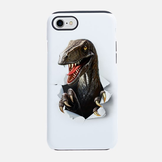 Velociraptor Dinosaur iPhone 7 Tough Case