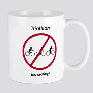 No Drafting - Triathlon Mug