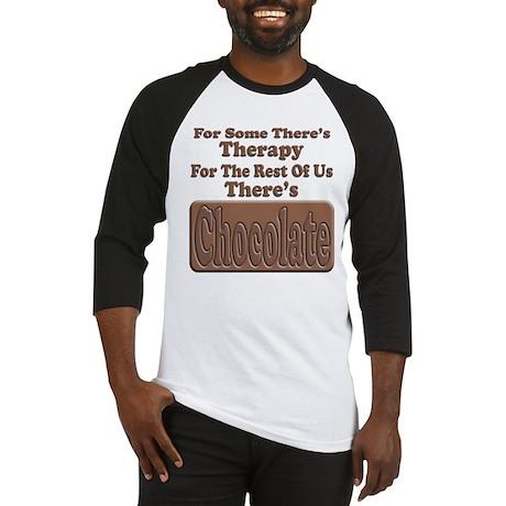 Chocolate Therapy Baseball Jersey