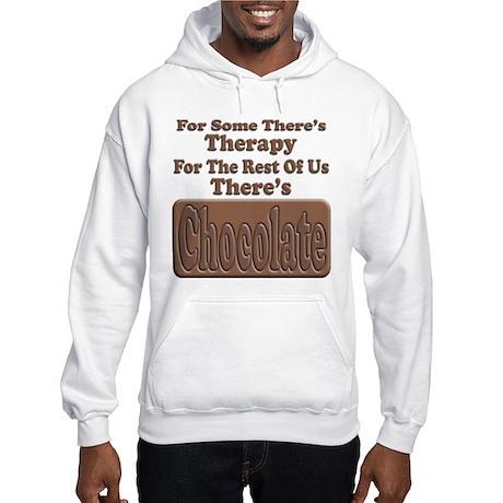 Chocolate Therapy Hooded Sweatshirt