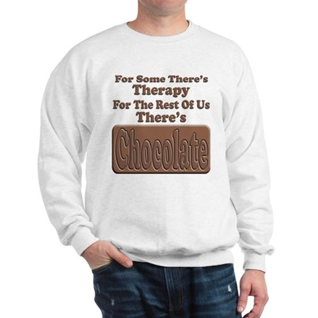 Chocolate Therapy Sweatshirt