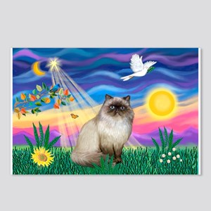 Twilight / Himalayan Cat Postcards (Package of 8)
