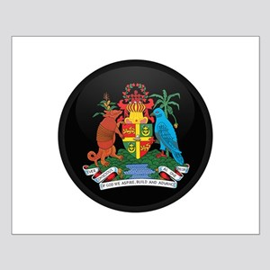 Coat of Arms of grenada Small Poster