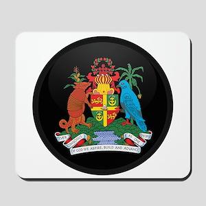 Coat of Arms of grenada Mousepad