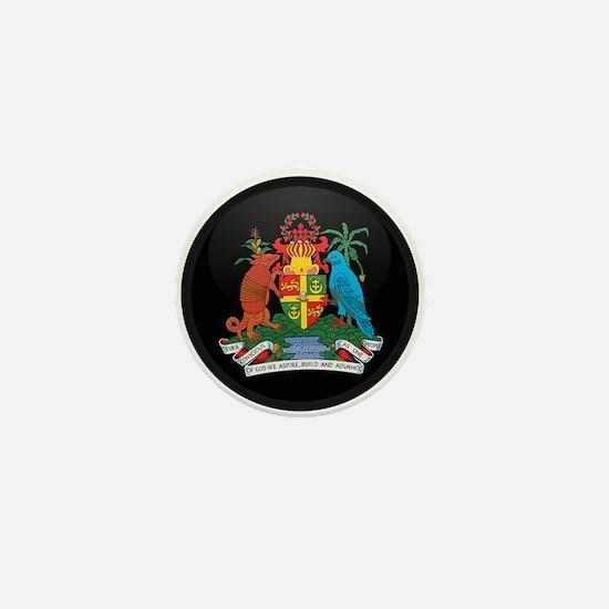 Coat of Arms of grenada Mini Button