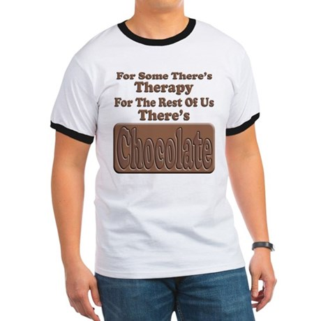Chocolate Therapy Ringer T
