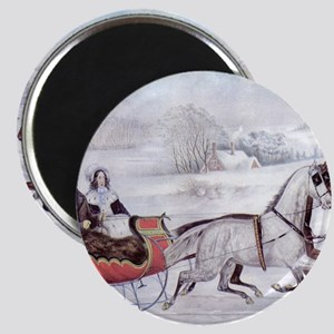 "The Road Winter 2.25"" Magnet (10 pack)"
