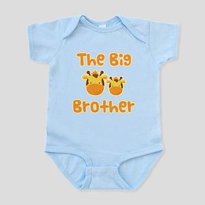 Giraffe Big Brother Body Suit