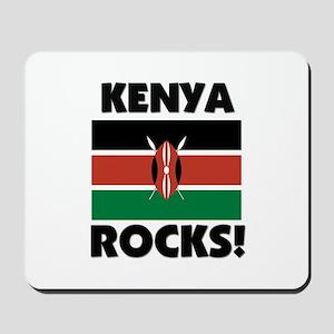 Kenya Rocks Mousepad