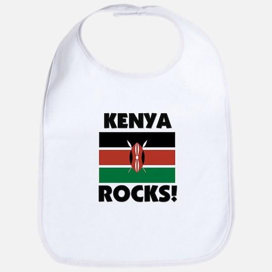 Kenya Rocks Bib