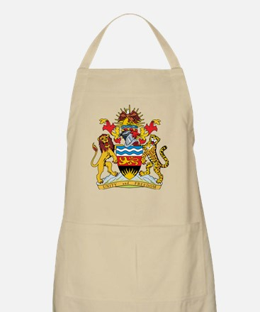 malawi Coat of Arms BBQ Apron