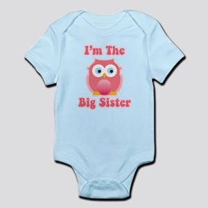 Owl Big Sister Body Suit