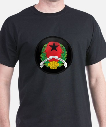 Coat of Arms of GUINEA BISSA T-Shirt