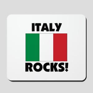 Italy Rocks Mousepad