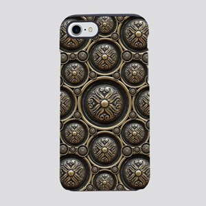 Antique Armor Pattern iPhone 7 Tough Case