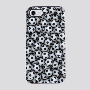 Soccer Balls iPhone 7 Tough Case